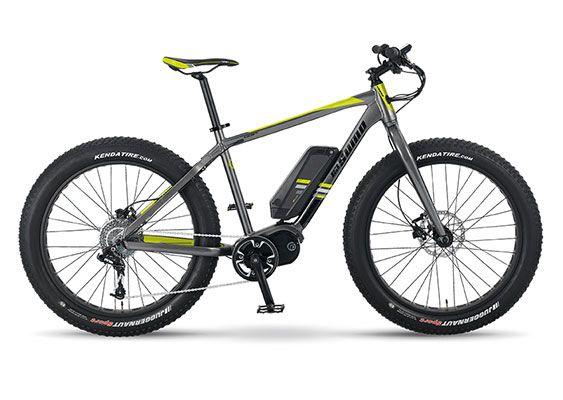 IZIP E3 Sumo electric fat bike