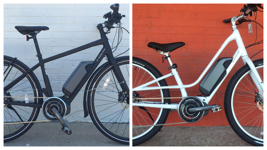 Trek Conduit Lift electric bikes