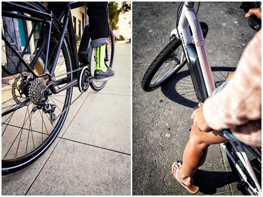 Trek Lift Conduit electric bikes