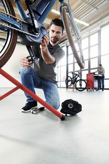 bosch e bike training 1. Black Bedroom Furniture Sets. Home Design Ideas