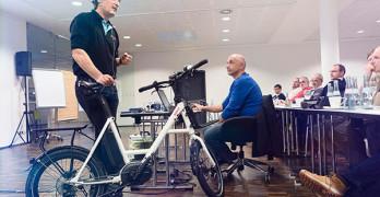 Bosch e-bike training
