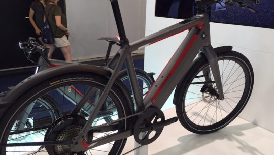 Interbike E-Bike Report: Stromer, Bosch, A2B, BESV, Yuba, Xtracycle & More! [VIDEOS]