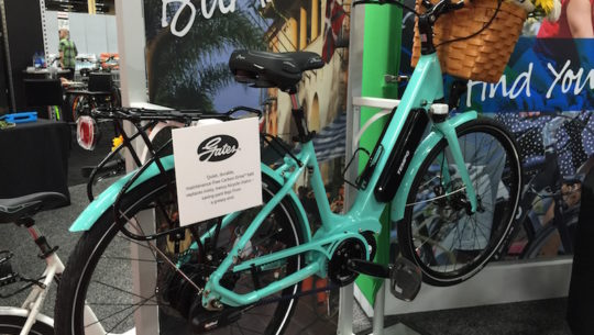 Interbike E-Bike Report: Tempo, Faraday, Spir, Virtue, Cobi, Surface 604, & More! [VIDEOS]