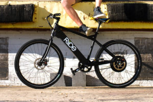 Riide electric bike