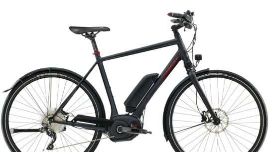 Trek Bicycle Becomes the Track Sponsor of the Electric Bike Expo