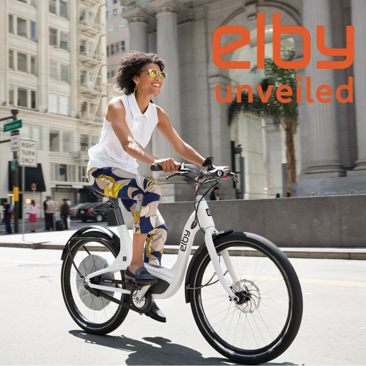 elby electric bike 1