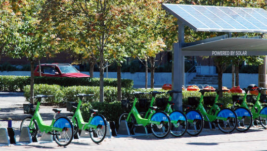First U.S. Electric Bike Sharing Launches in Birmingham Alabama