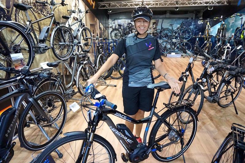 Haibike Trekking RX electric bike