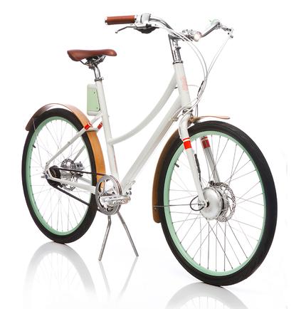 Faraday Cortland Electric Bikes