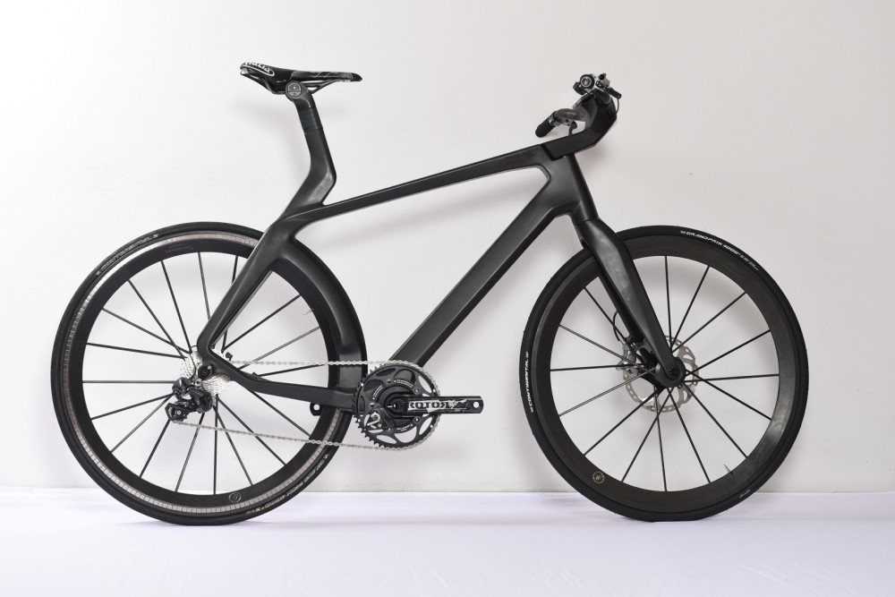 Lightweight maglev electric bike
