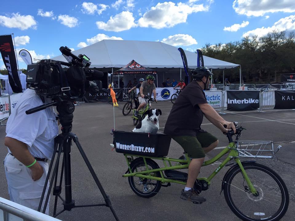 houston electric bike expo media coverage