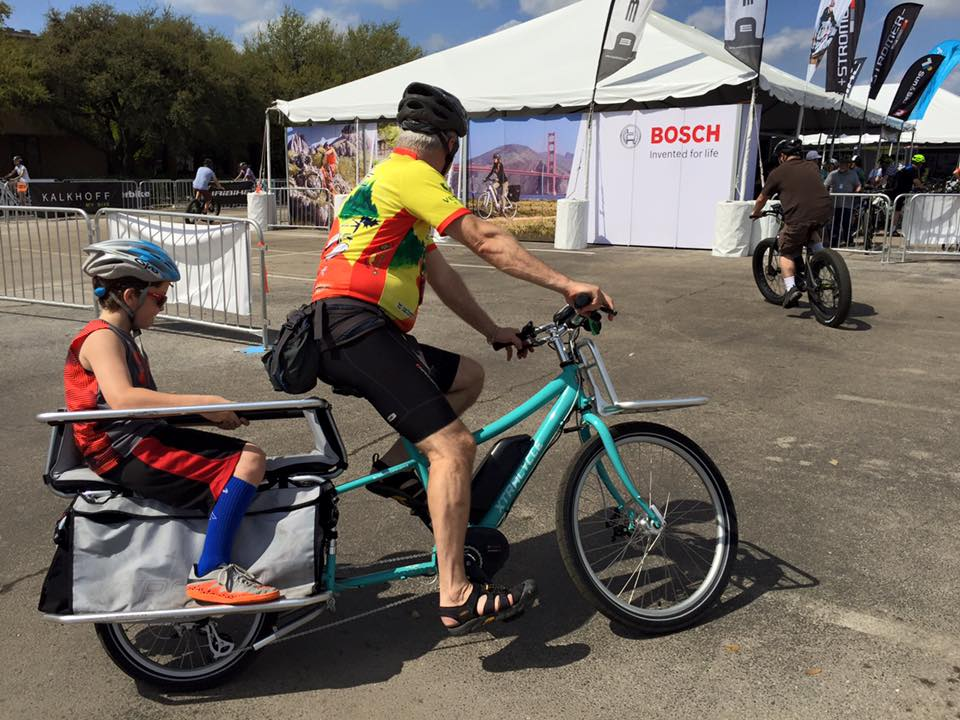 xtracycle at houston electric bike expo