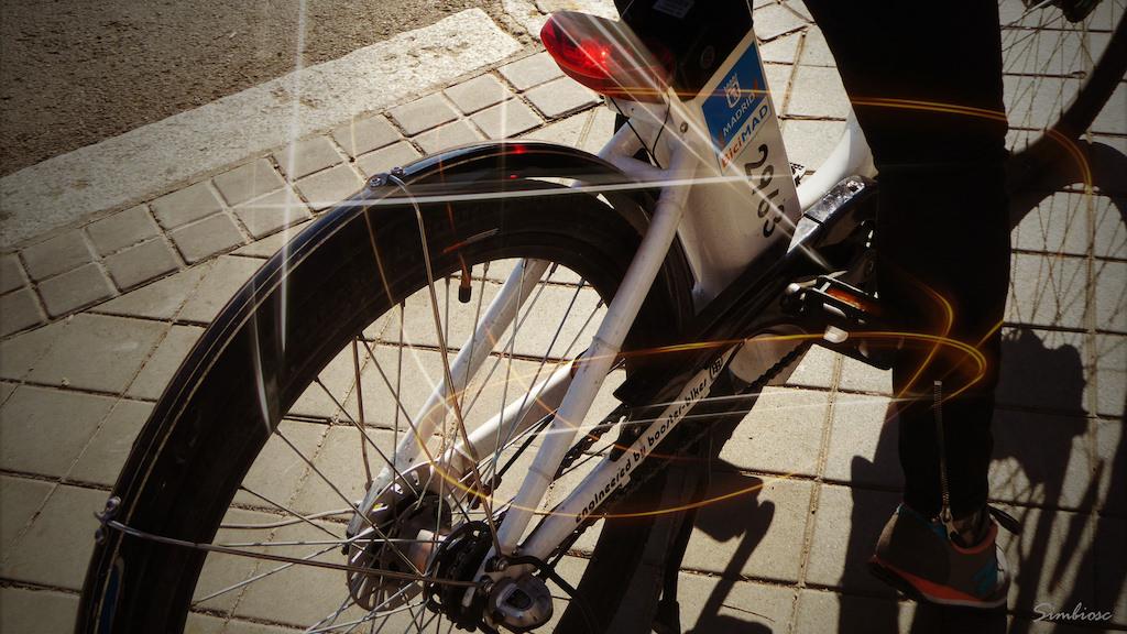 BiciMad electric bike share 2