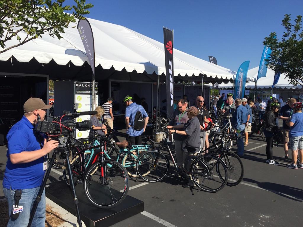 San Diego Electric Bike Expo 12