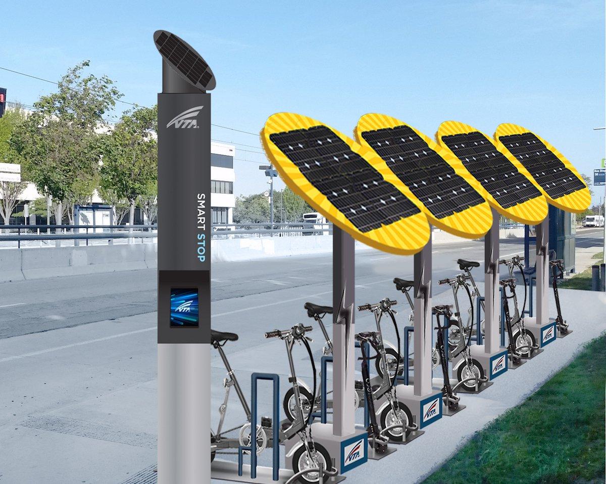 swiftmile electric bike charging 8