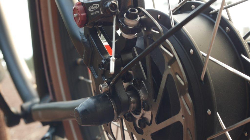 AR Rear Hub Disc Assembly