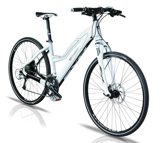 Easy Motion Jet electric bike