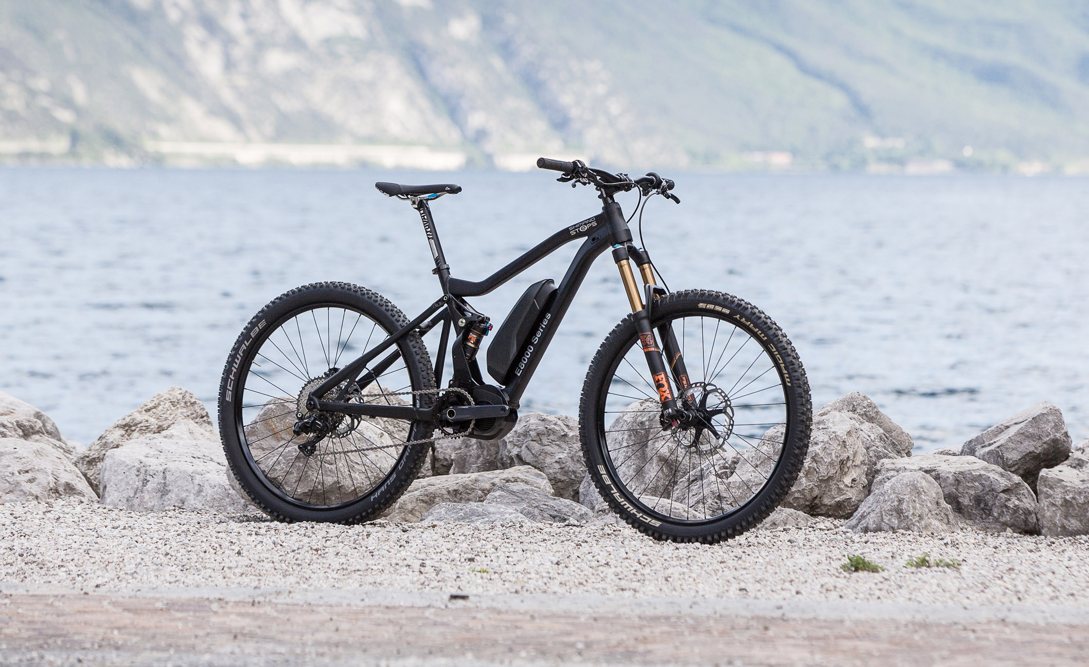 Shimano Electric Mountain Bike System 1