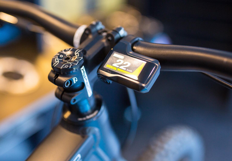 Shimano Electric Mountain Bike System 2