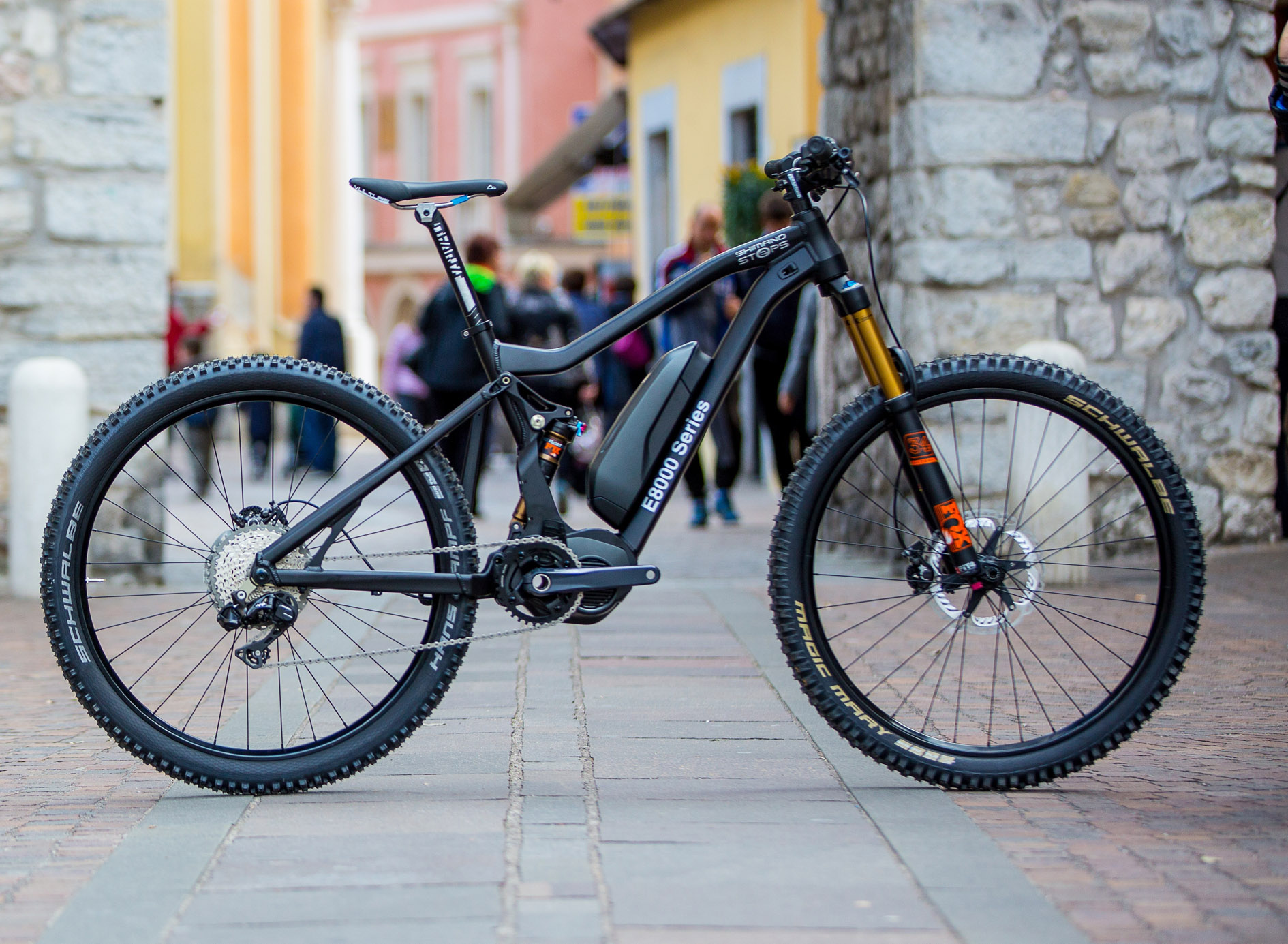 Shimano Electric Mountain Bike System 3
