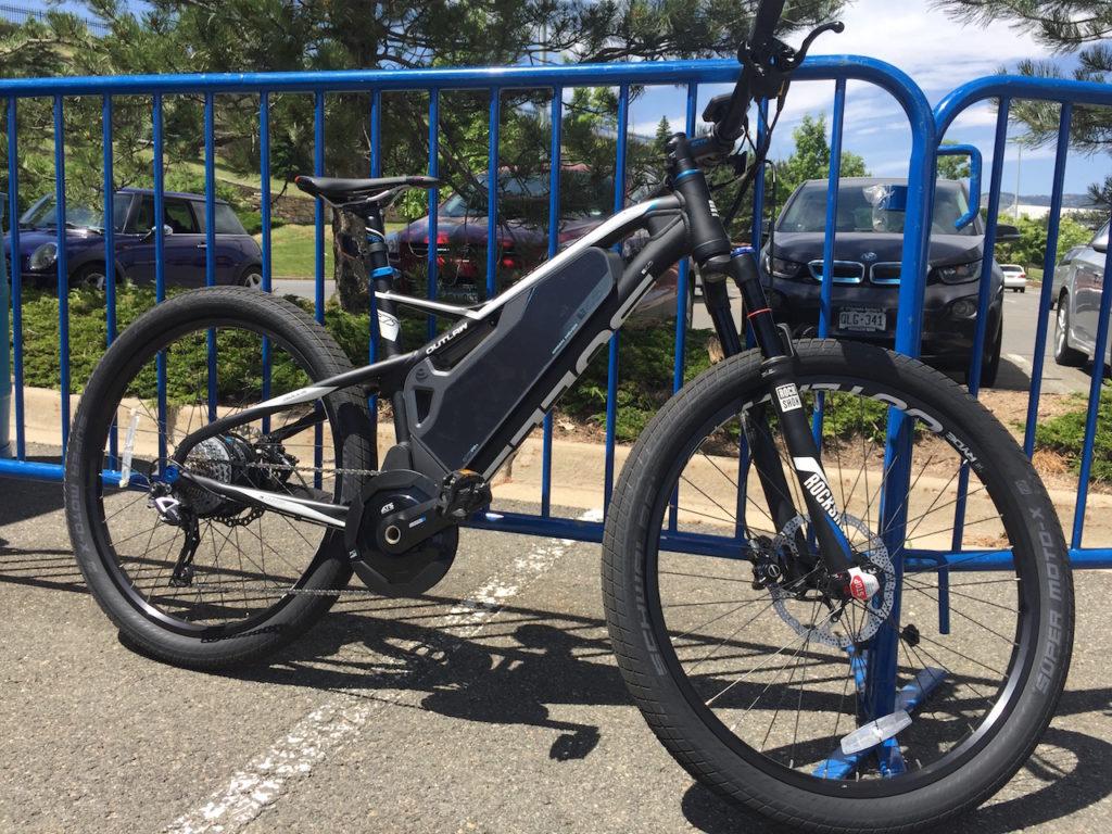 BULLS Outlaw electric bike