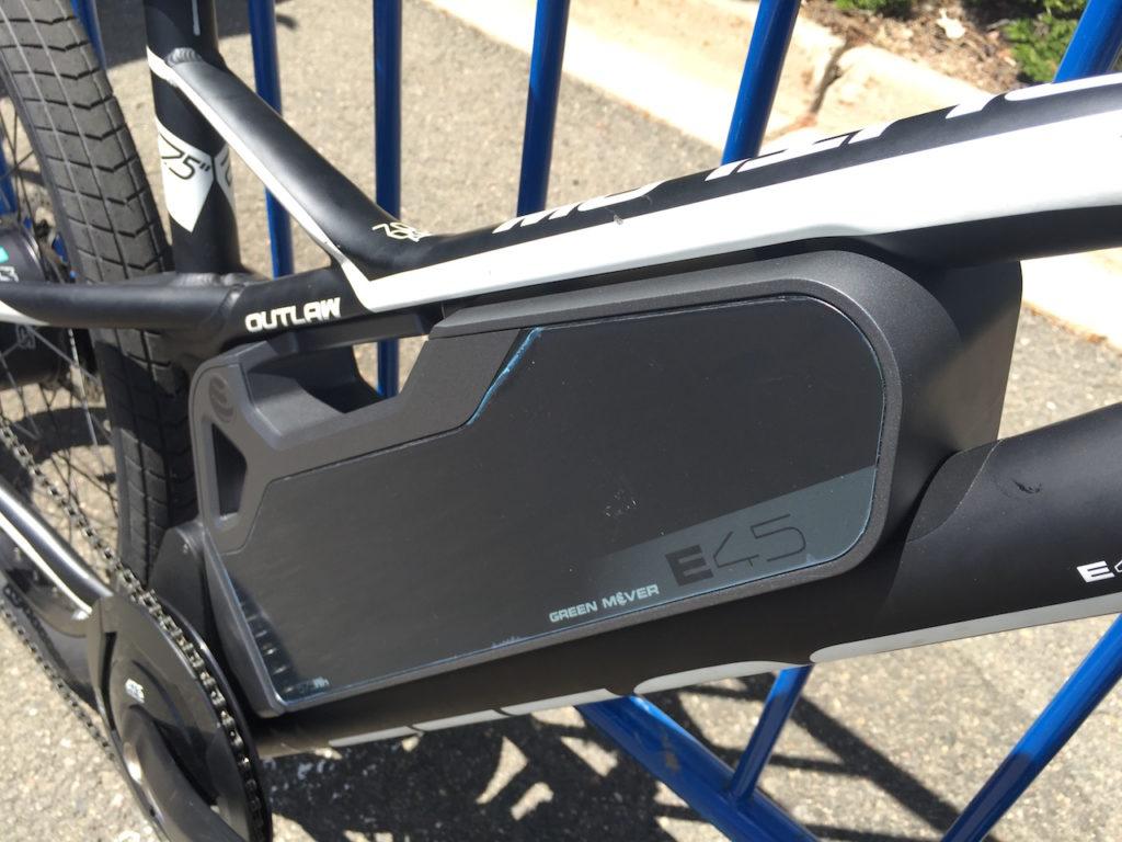 BULLS Outlaw electric bike battery