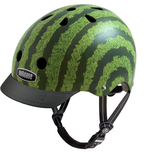nutcase watermelon helmet