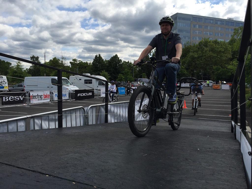 Portland Electric Bike Expo 12