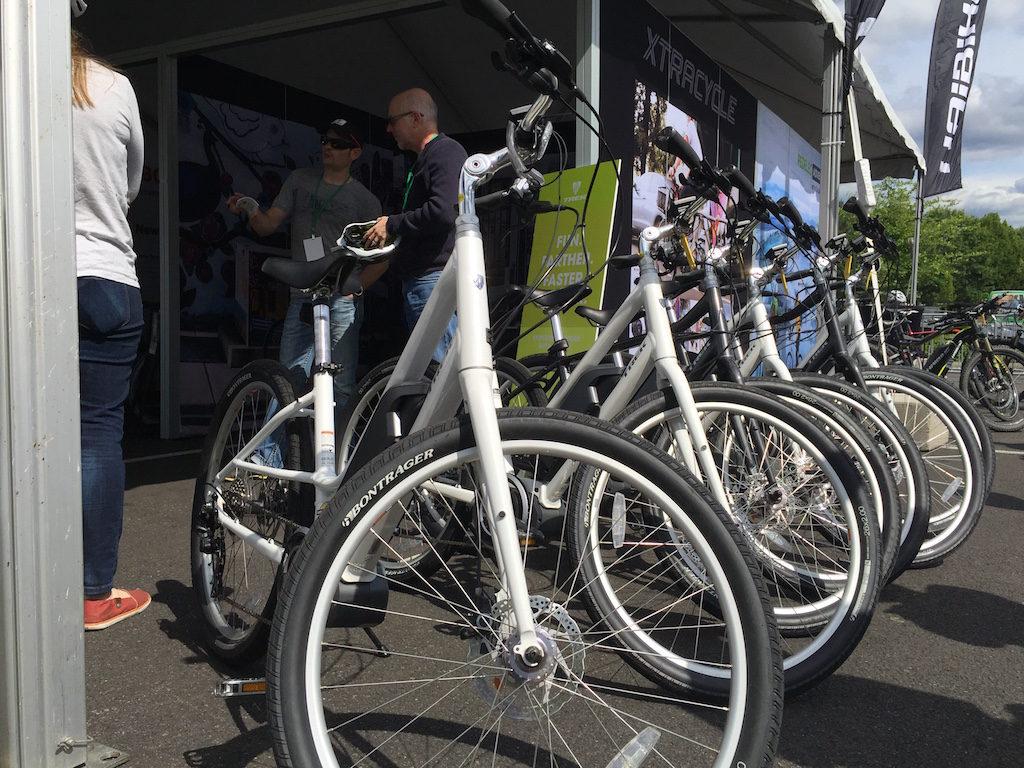 Portland Electric Bike Expo 8