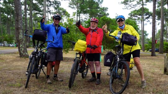 The E-Bike Cycle Tourists Journey Continues from France to Hungary