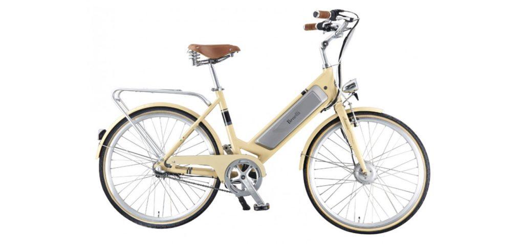 Benelli Classica electric bike