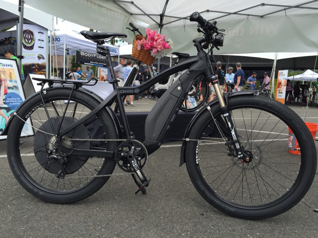 Ohm sport electric bike