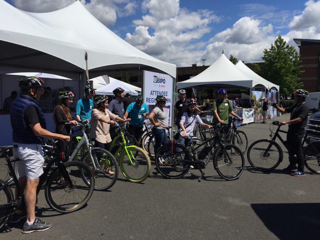 Seattle electric bike expo 10