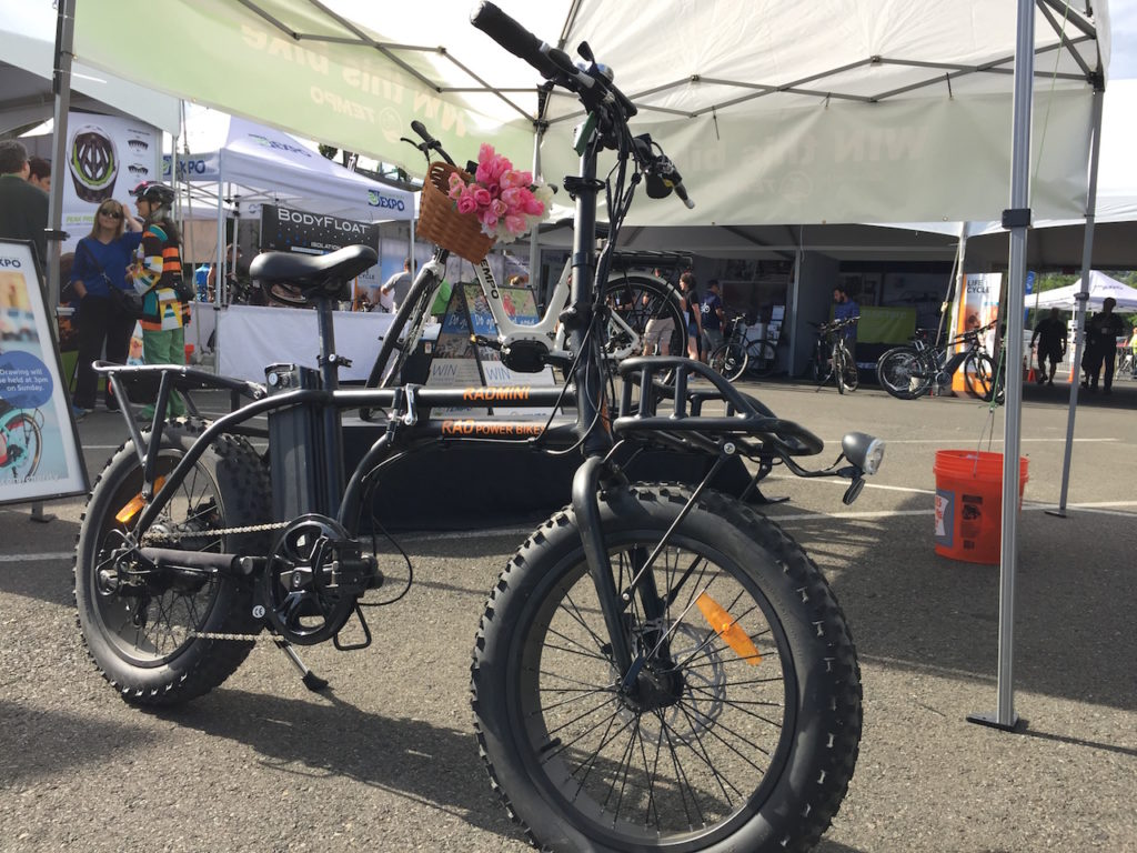 rad power fat folding electric bike