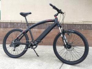 ProdecoTech Phantom XR electric bike 2