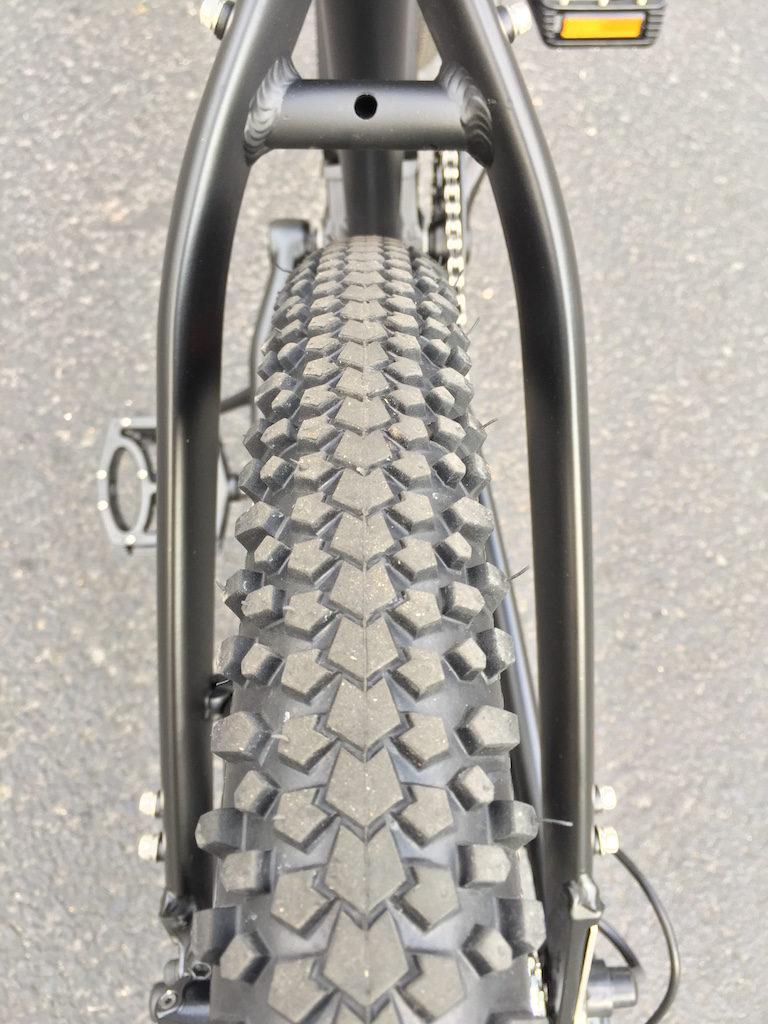 ProdecoTech Phantom XR electric bike rear tire