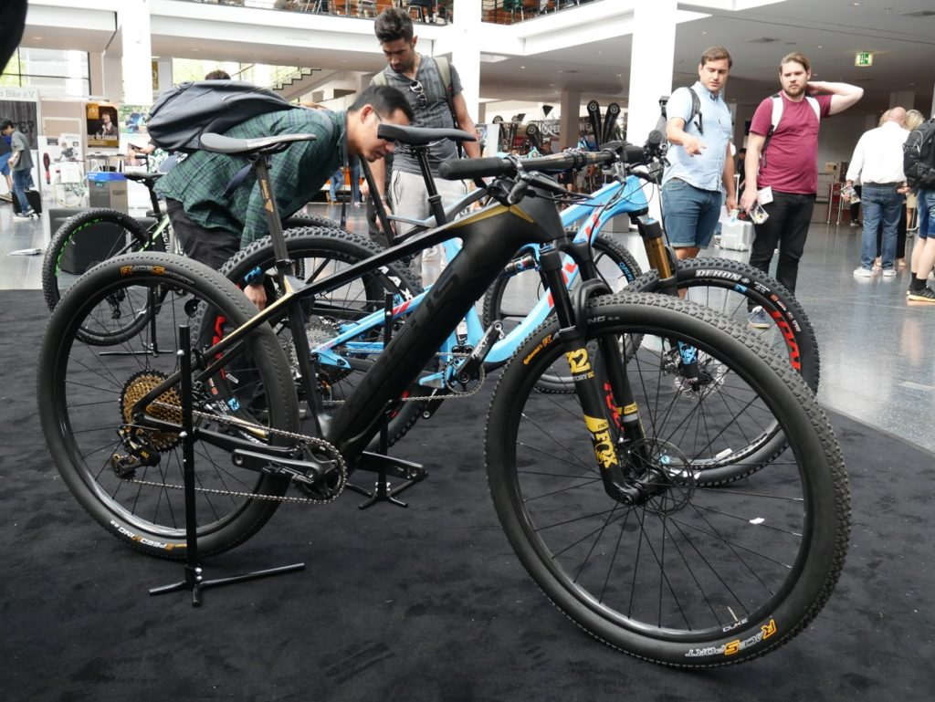 Focus Project Y electric mountain bike