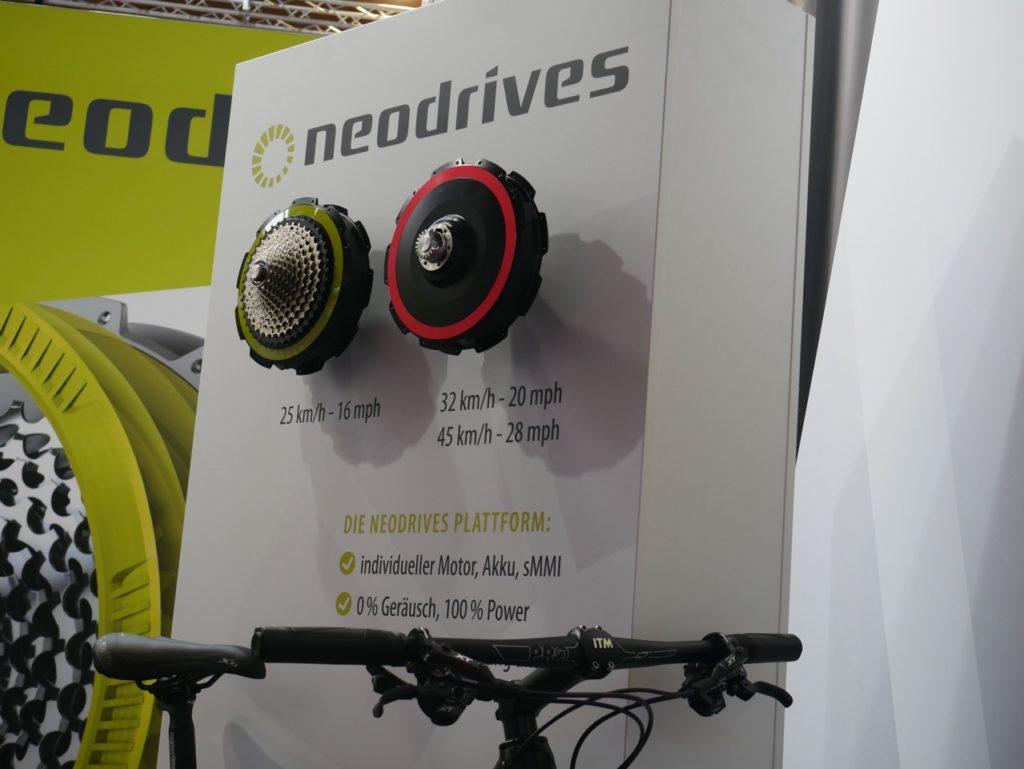neodrive-electric-bike-system