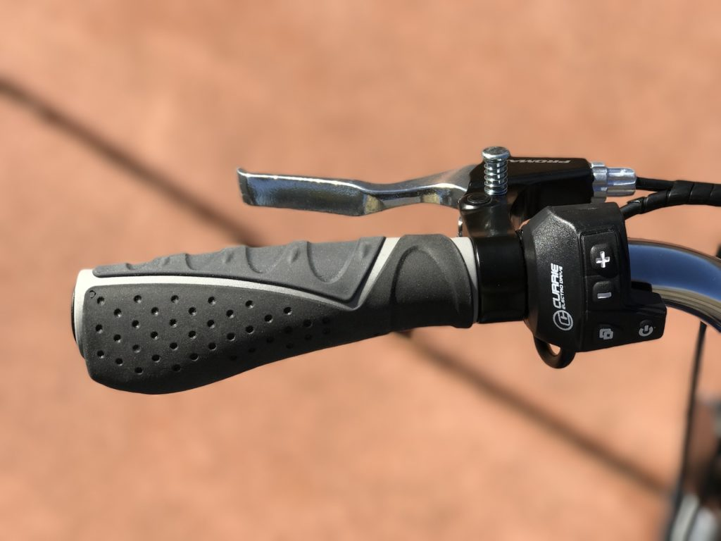 raleigh-tristar-ie-electric-trike-controller-brake-lever