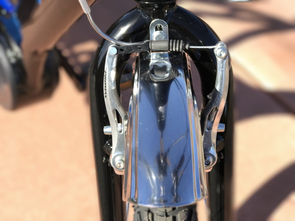 raleigh-tristar-ie-electric-trike-front-brake