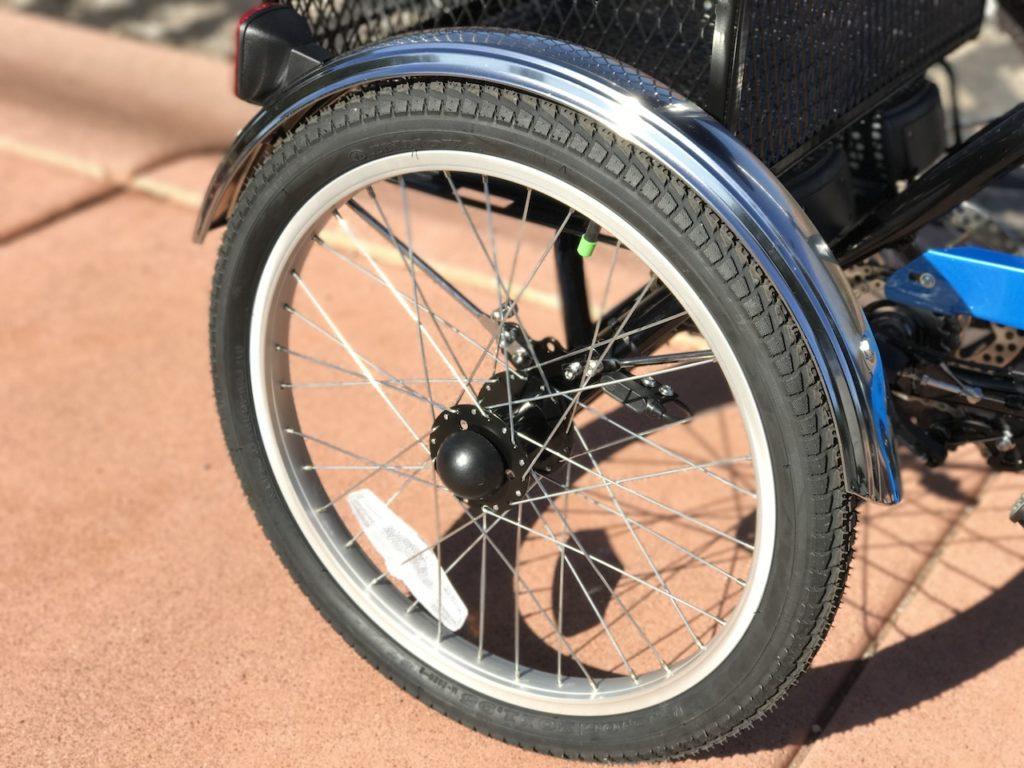 raleigh-tristar-ie-electric-trike-rear-wheel