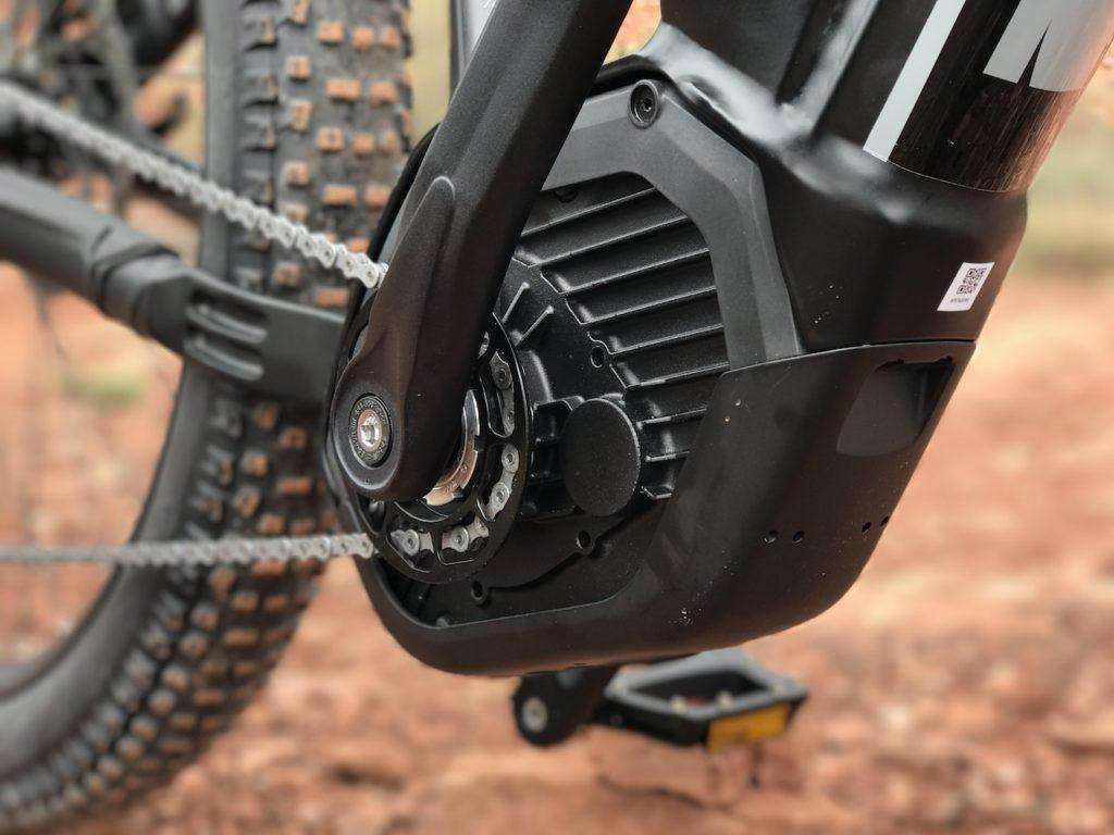 izip-e3-peak-electric-mountain-bike-bosch-motor-skidplate