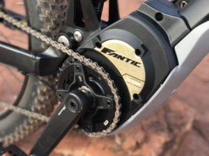 Fantic XF1 Casa electric mountain bike brose mid drive motor