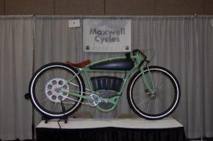 Maxwell Cycles electric bike 1