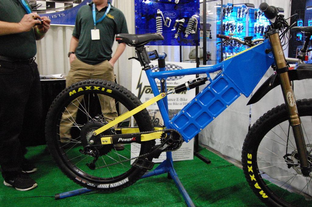 Risse Voltinator electric bike 1