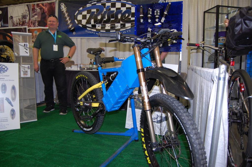 Risse Voltinator electric bike 2