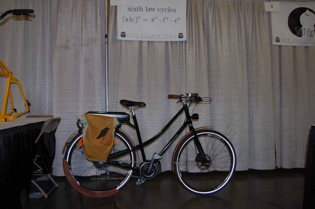 Sixth Law Cycles electric bike 1