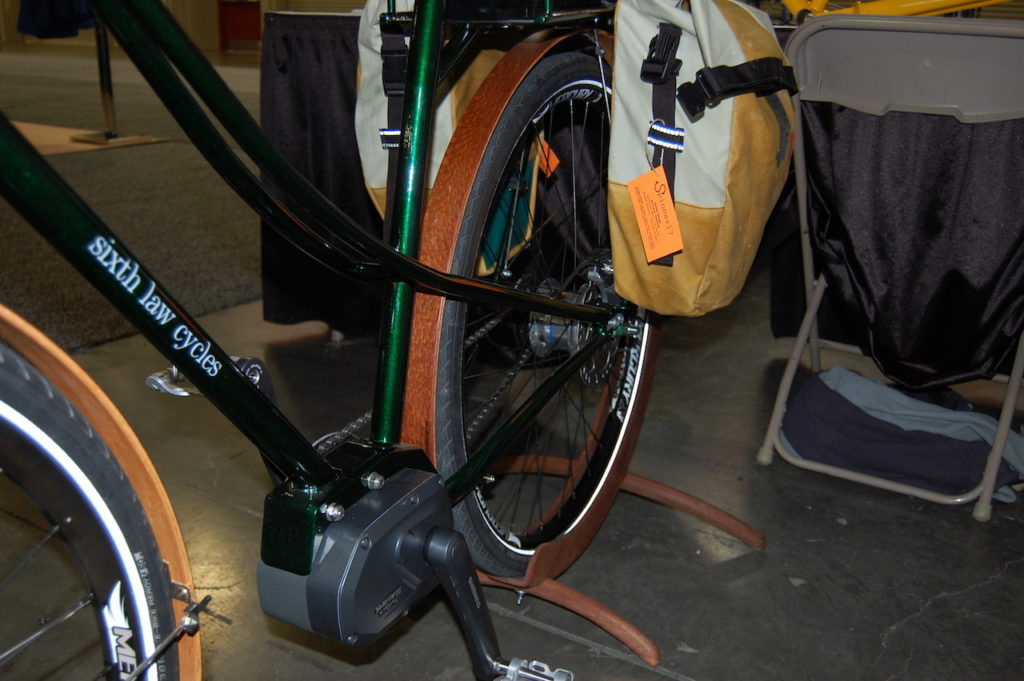 Sixth Law Cycles electric bike 3