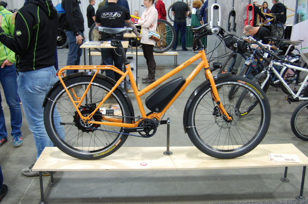 Tout Terrain electric bike 2