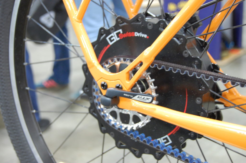 Tout Terrain electric bike 4
